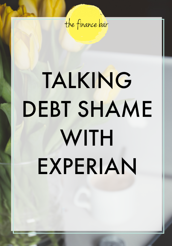 How often have you felt a bit of debt shame? The moments when there's no plan of attempting to get out of debt or to even pay it down. The phone continues to ring off the hook as you avoid the collector on the other end. Maybe you answer and hang up, or you are at the stage of not opening your mail.