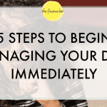 5 Steps to Begin Managing Your Debt Immediately